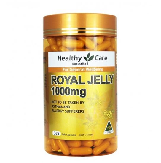 Sữa Ong Chúa Royal Jelly 1000mg