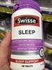 Viên Uống Hỗ Trợ Chứng Mất Ngủ Swisse Sleep