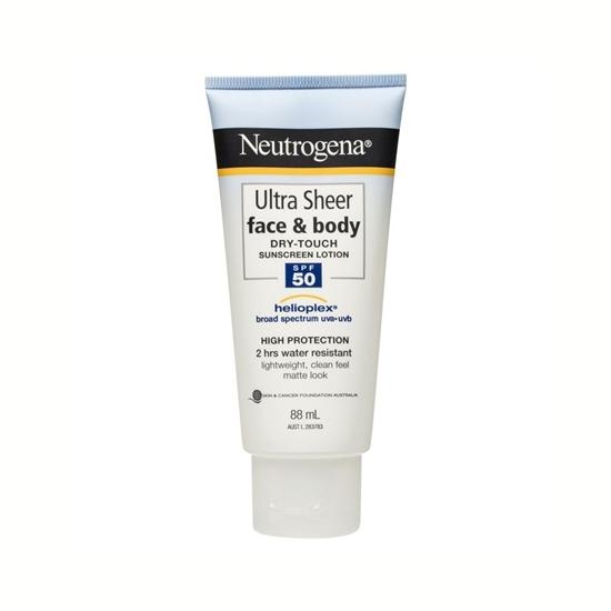 Kem Chống Nắng Ultra Sheer Dry Touch Sunscreen SPF 50