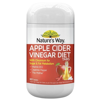 Viên Uống Giấm Táo Nature's Way Apple Cider Vinegar