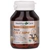 Healthy Care Milk Calcium 60 Viên Bổ Sung Canxi Cho Trẻ Em