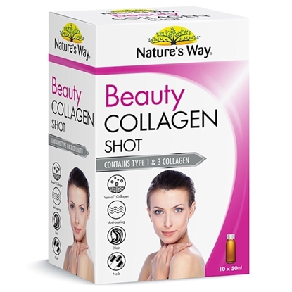 Collagen Tươi Cao Cấp Nature's Way Beauty Collagen Shot