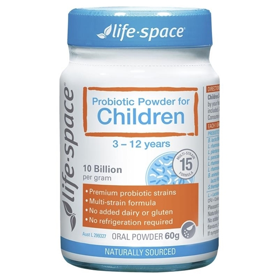 Men Vi Sinh Probiotic Life Space Children Cho Bé 3-12 Tuổi