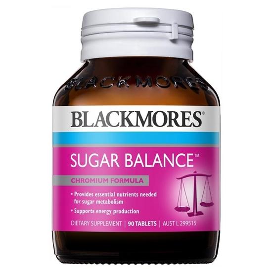 Viên Uống Cân Bằng Đường Huyết Blackmores Sugar Balance 90 Viên