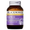 Thuốc Trị Đau Nửa Đầu Và Rối Loạn Tiền Đình Blackmores REME-D for Migraine-Headache