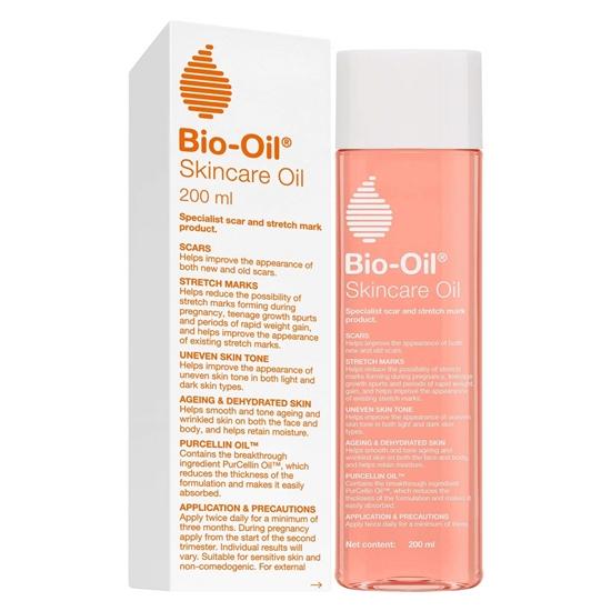 Bio-Oil Trị Rạn Cho Mẹ Bầu