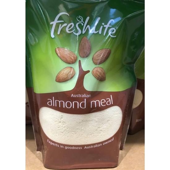 Sữa Hạnh Nhân Úc Freshlife Almond Meal 800g