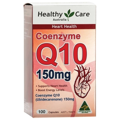 Thuốc Bổ Tim Heathy Care CoEnzyme Q10-150mg